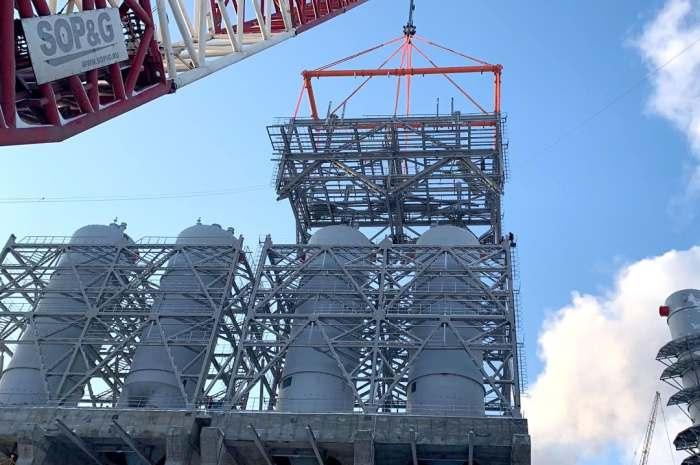 В Татарстане «Одели» реакторы