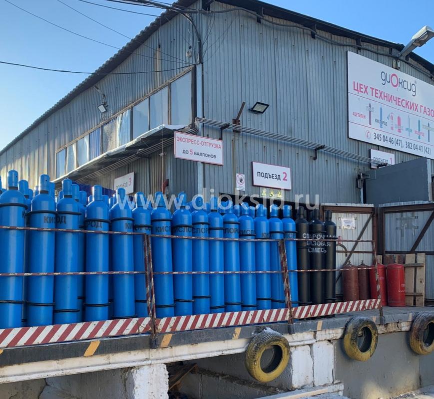 Компания «ДИОКСИД» осуществила поставку оборудования для крупного нефтегазового предприятия