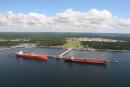 Специализированный морской нефтеналивной порт Приморск