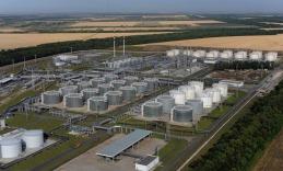 В Ростовской области началось строительство нового подразделения нефтеперерабатывающего завода