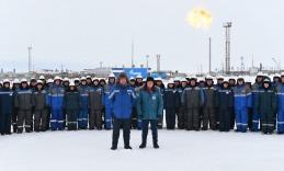 Появление нового месторождения газа на Ямале