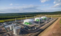 Начато строительство Иркутского завода полимеров